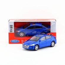 Free Shipping/Welly /Hyundai Eiantra SUV/Educational Model/Pull back Diecast Metal toy car/Gift/For collection