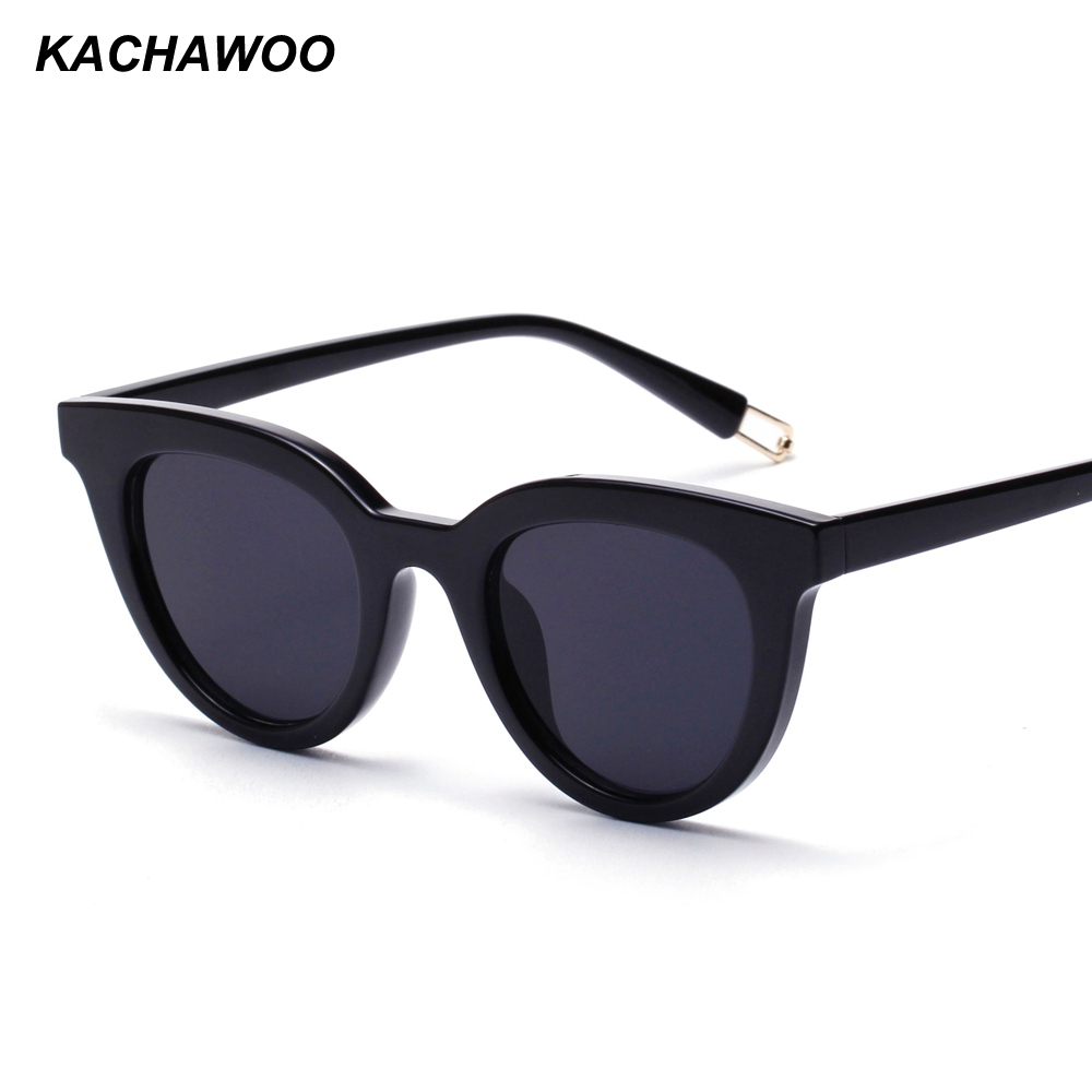 Kachawoo wholesale 6pcs fashion cat eye sunglasses women brand designer sun glasses for ladies accessories summer