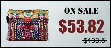 Ethnic Embroidered Bag 11