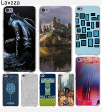 Lavaza Art Blue Squares Hard Cover Case for Lenovo S850 S90 S60 A1000 A2010 K3 K4 K5 K6 Note X3 Lite Z2 P1(China)