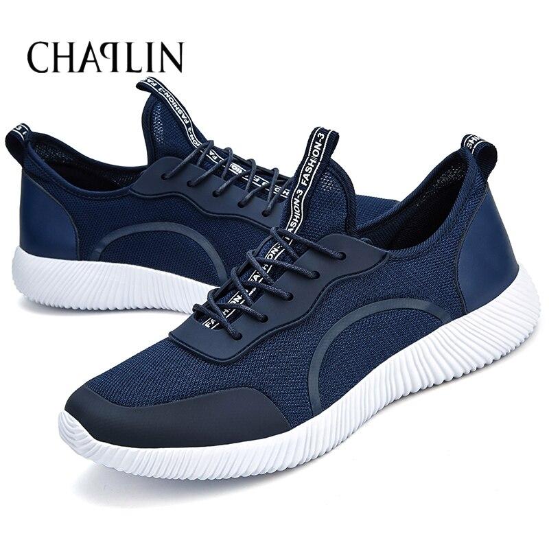 Men Shoes Spring Summer Breathable Men Casual Shoes Calzado Hombre Black Gray Flat Shoes Plus Size 37-48 1701<br><br>Aliexpress