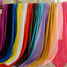 5 Meters lot 150cm width quality pearly ice silk cloth fabric gauze curtain stage wedding backdrops decoration