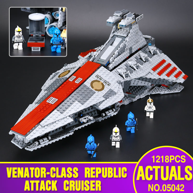 Lepin 05042 New Star War Series The Republic Fight...