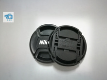 NEW 49mm LC-49 Snap-On Front Lens Cap/Cover D3000 D5000 D7000 D80 D90 18-55 24-85 16-85 for Niko all DSLR lenses with rope