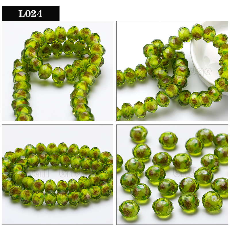 glass lampwork beads (24)