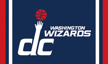 Washington Wizards flag 3ftx5ft Banner 100D Polyester Flag metal Grommets(China)