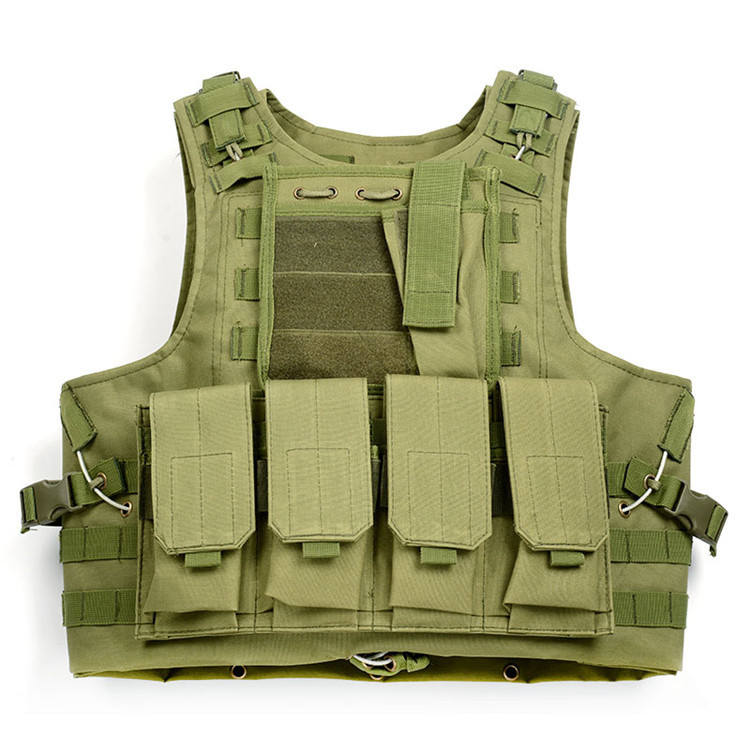 Military Tactical Vest 800D Oxford Multi Function Airsoft Paintball Vest US Army Miltary Security Uniform<br>