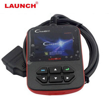 LAUNCH Creader 6 Creader VI Code Scanner Support English/French/Portuguese/Spanish/Russian Update Online Diagnostic Tool OBD2