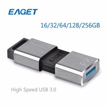 Eaget F90 USB Flash Drive 16GB 32GB 64GB 128GB 256GB USB3.0 Interface Pendrive Pen Drive USB Stick External Storage Disk U Disks(China)