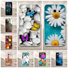Phone Cover For Samsung Galaxy A3 2015 Cases Soft TPU Silicon 3D Phone Back Cover For Funda Samsung Galaxy A3 2015 A3000 Case