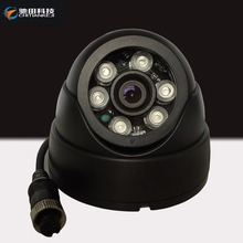 low MOQ high quality cheap 720p dvr camera with 4 pin aviation connector