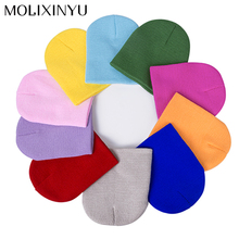 MOLIXINYU Baby Winter Hat For Children Cap Skullies Beanies Cute Baby Hat Girls Cap Baby Boy Winter Hat Girl Warm Baby Cap