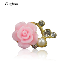 Anti Dust Plug Rhinestone Mobile Phone Dustproof Plug Flower For iPhone For Samsung For Huawei For Xiaomi 3.5mm Earphone