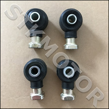 4pcs Buyang Feishen 300CC ATV Quad Tie Rod End A+B D300 G300 H300 ATV Parts 3.1.01.1040/3.1.01.1010