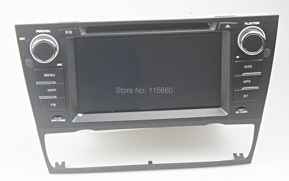 Car DVD GPS for BMW 3 E90 E91 E92 E93 A2