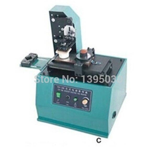 1pcs  110v/220v TDY-300 Environmental Desktop Electric Pad Printer,round pad printing machine,ink printer<br><br>Aliexpress