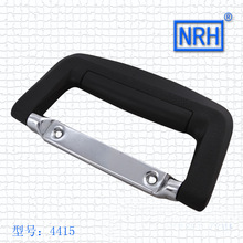Hardware Accessories Wake Hand Luggage Handle Handle Draw Bar Toolbox Plastic Handle 4415