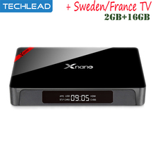 X96 pro Android 6.0 tv box bluetooth + Sweden iudtv account Dutch Arabic european french channels greek russia apk code pk X96