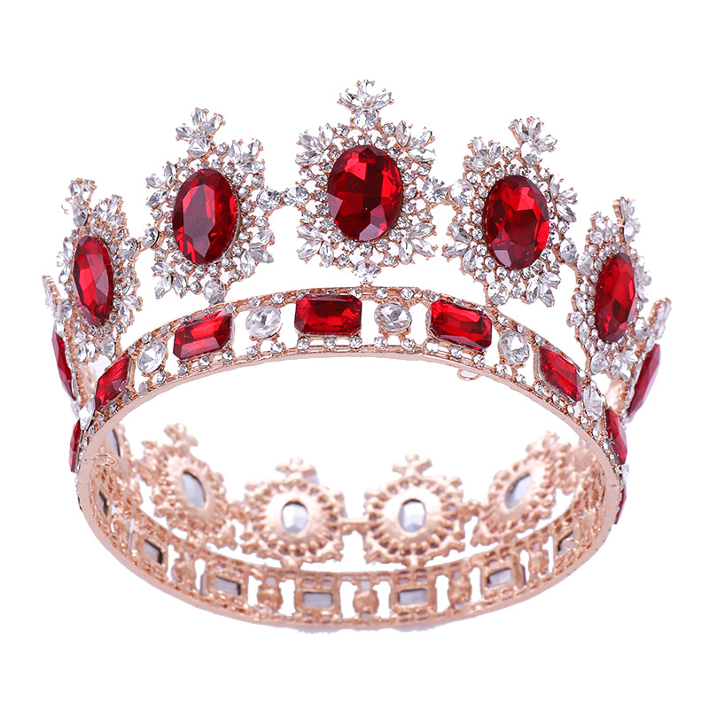Wedding Hair Accessories for Women Tiaras and Crowns Rhinestone Bridal Headpieces Birtyday Diademas Para Mujer Hair Jewelry New