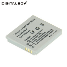 Digital Boy! High quality 1pcs NB4L NB 4L NB4L NB-4L Replacement li-ion battery pack For Canon Powershot Camera Battery Pack  z1