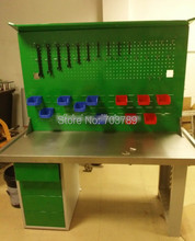 common rail worktable for common rail injector and pump repair tools, common rail injector repair working bench(China)