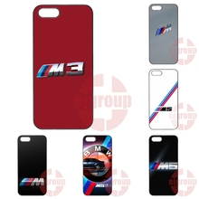 For Huawei P7 P8 P9 mini Honor 3C 4C 5C 6 Mate 7 8 9 Plus Lite 5X 6X Nexus 6P Cell Phone Cases BMW M3 M5 Logo