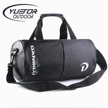 Brand YUETOR  Waterproof Sports Bag Women Gym Fitness Men Training Traveling Outdoor Shoulder Luggage Pack gym bag