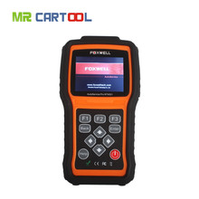 2017 New Arrival Foxwell NT4021 AutoService Tool including Oil Light Reset/EPB Service/Battery Configuration Free Shipping