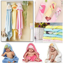 100% Cotton Cute Cartoon Baby Stuff Newborn Baby Hold Blanket Soft Air Conditioning Quilt Baby Towel Comfortable Bath Towel(China)
