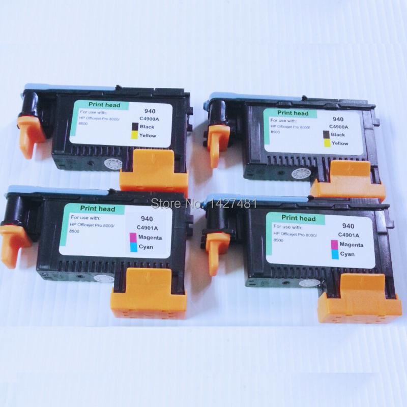 2 sets 940 Printhead for HP 940(C4900A,C4901A) 940 Print head 940 Printer head<br><br>Aliexpress