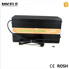 High Quality MKP3000-121B-C Solar 3000w 12v Dc-Ac Power Inverter 110vac Off Grid Output 3kw Homage With Charger China