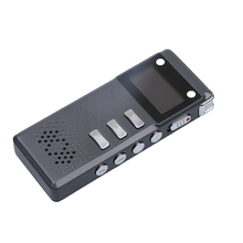 H SK-818 Mini Rechargeable 8GB Digital Audio Voice Recorder Pen Dictaphone MP3 Player for Meetings Presentations(China)