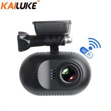 Mini 0903 Nanoq Car Camera Wifi Car DVR DVRS Full HD 1080P Registrator Novatek 96655 IMX322 Black Box Dashcam Video Recorder