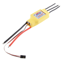 RC 100A 2-6s Brushless ESC Speed Controller 5V 3A UBEC PWM Frequency 8KHZ / 16KHZ for Boat Replacement Accessories(China)