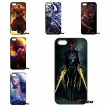 For iPhone 4 4S 5 5C SE 6 6S 7 8 Plus X Samsung Galaxy Grand Core Prime Alpha Panda TP IO CW GS Doom Dota 2 Dota2 Poster Cover(China)