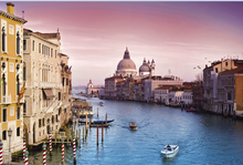 Water Venice landscape puzzle 1000 pieces ersion paper jigsaw puzzle white card adult children's jigsaws 1000 pieces