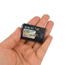 High Definition & Ultra Mini 5MP HD Mini DV Digital Video Camera Webcam DVR Sports VideoRecorder Action Camera Camcorder #30236