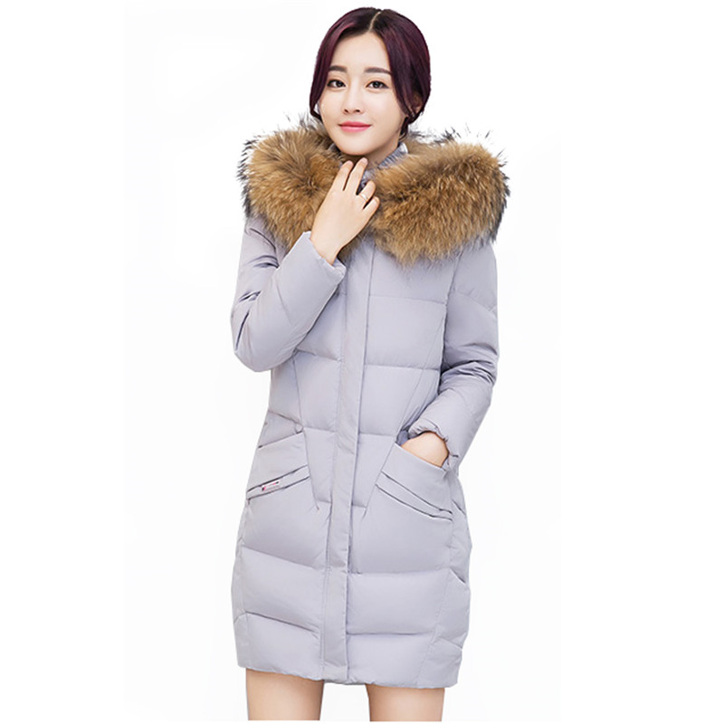 Warm down jacket Winter female students  cotton Slim was thin coatnew cotton in the long section of Plus size LJ742Одежда и ак�е��уары<br><br><br>Aliexpress
