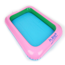 70x100cm Children's PVC Inflatable Sandbox Set Beach Toys Sand Kids Baby Educational Toy Thicker section Sand Beach Toys(China)