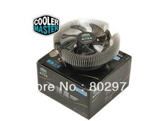 Cooler Master Inter AMD CPU Cooler fan with heatsink 12V 3Pin LGA1156 LGA775