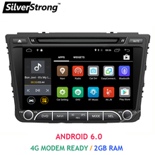 Free Ship Quad Core 2GB RAM Android6 Car DVD For Hyundaii IX25 Creta 2014-2017 Creta GPS DVD BT OBD Media Radio Player
