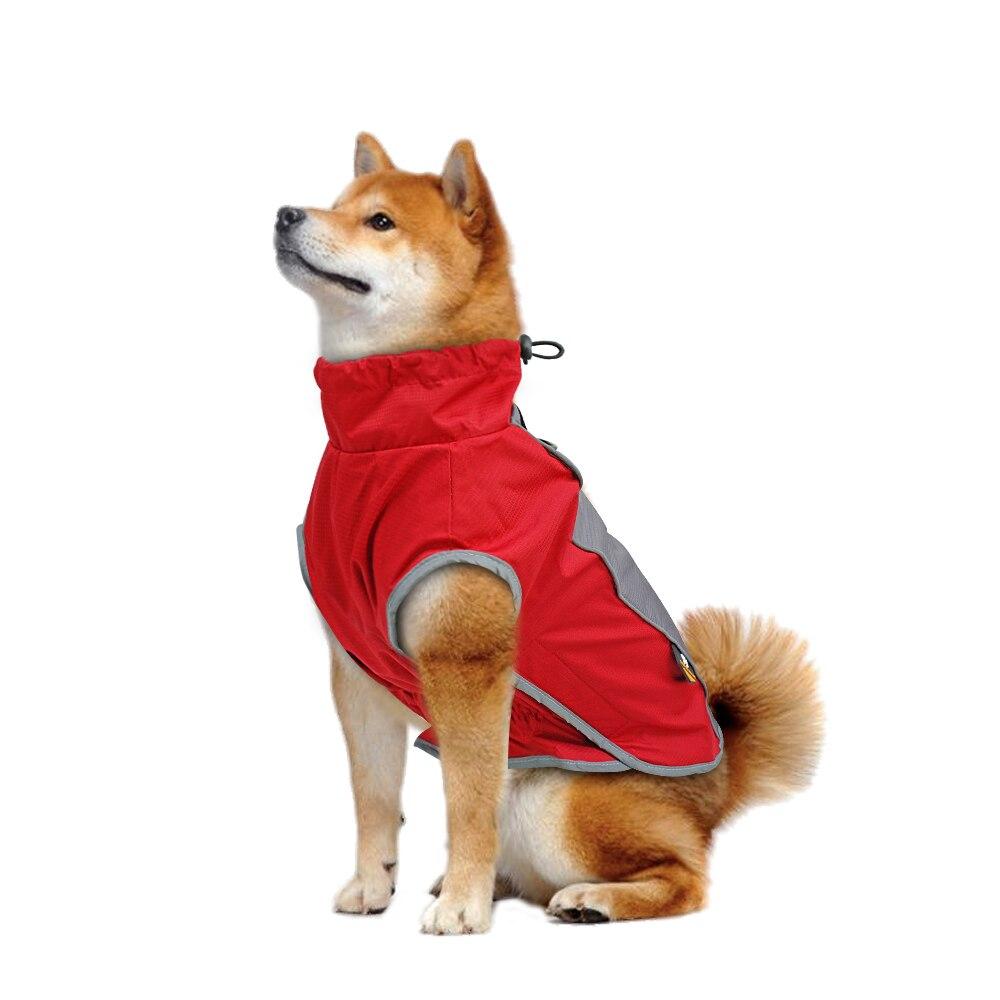 Waterproof Reflective Dog Coat - DogsMall-International