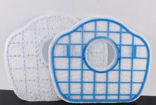 Top Quality 2pcs/Lot Vacuum Cleaner HEPA Filter Replacement for Philip Robot FC8700 FC8710 FC8603