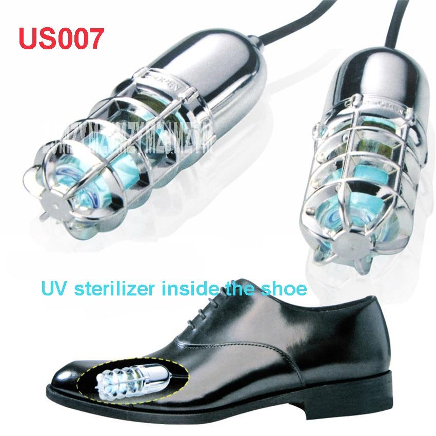 US007 deodorant sterilization shoes dryer drying disinfector in disinfection beriberi foot odor Shoe Dryer 100-240V 50 /60Hz<br>