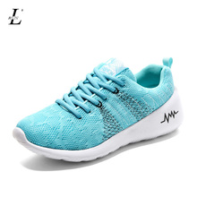 Professional Wholesale Men's Women's Breathable Conformtable Outdoor Jogging Athletic Sport Sneakers Running Shoes Wide
