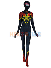 3D print Gwen Spider Costume Woman Gwen Spiderman Cosplay Suit New Design zentai suit custom made available