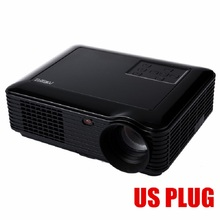 Portable Projector LED Projector Wireless Black POWERFUL SV 228 Home Theater 4000 Lumens 1280*800 Pixel Multimedia LCD Projector