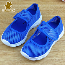 Buy 2017 Summer Children Sneakers Girls Students Candy Color Shoes Autumn Girl Mesh Hollow Flats Sneakers Spring Boys Kids Sandals for $5.65 in AliExpress store