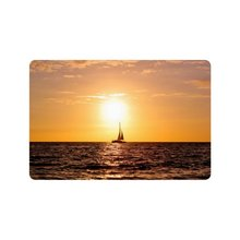Buy Custom sunset big island Print Doormat Drying Wet Feet (23.6 X 15.7 Inch) for $13.80 in AliExpress store