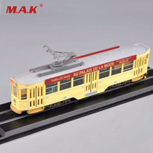 1/87 Mini Model New 316 Bruxelles Serie 5000 (Ateliers de la Dyle) 1935 New Tram Truck Bus Toy Figure For Children Gift(China)